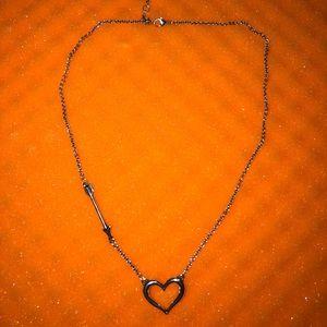 James Avery Love Struck Necklace